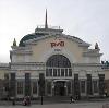 Железнодорожные вокзалы в Яковлевке