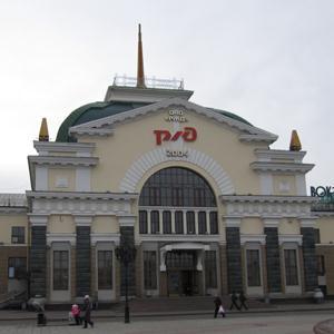 Железнодорожные вокзалы Яковлевки